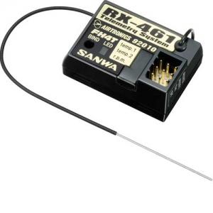 Empfänger Sanwa RX 461 MT-4 FHSS-4T 2,4 GHz
