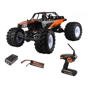 AB DRIVE&FLY DF-4 TRUCK BRUSHLESS 1:8 4WD RTR 2,4 GHZ