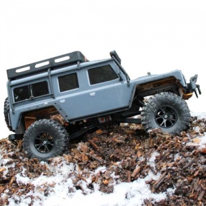 AB drive&fly DF-4J Crawler XXL Brushed 4WD Gray-Edition 1:10 RTR 2,4 GHz