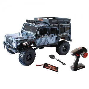 AB drive&fly DF-4J Crawler XXL Brushed 4WD Camo-Edition 1:10 RTR 2,4 GHz
