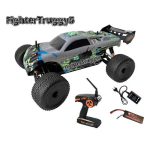 AB drive&fly FighterTruggy 5 Brushless 4WD 1:10 RTR 2,4 GHz