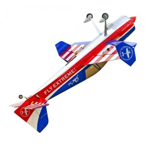 BK Extreme Flight Yak 54 EXP blau/weiss/rot 1219 mm