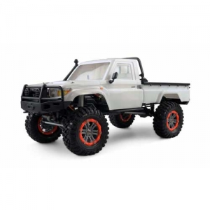 AB AMEWI AMXRock RCX10B Scale Crawler Pick-Up 1:10 weiss 2,4 GHz