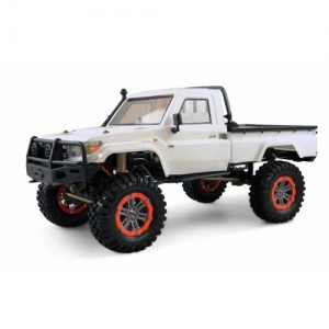 AB AMEWI AMXRock RCX10P Scale Crawler Pick-Up 1:10 weiss 2,4 GHz