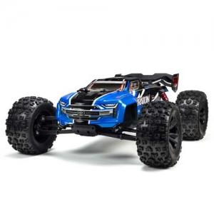 AB Arrma Kraton 6S Truggy BLX 4WD 1:8 Brushless blau RTR 2,4 GHz