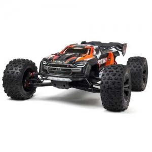 AB Arrma Kraton 8S Truggy BLX 4WD 1:5 Brushless orange RTR 2,4 GHz