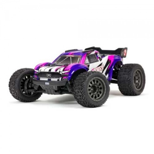 AB Arrma VORTEKS Stadium Truck 3S BLX Brushless 4WD 1:10 purple RTR 2,4 GHz