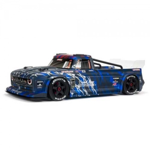 AB Arrma Infraction All-Road Street Bash 6S BLX 4WD 1:7 blau RTR 2,4 GHz