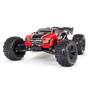 AB Arrma Kraton 6S Truggy BLX 4WD 1:8 Brushless rot RTR 2,4 GHz