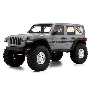 AB Axial SCX10 III Jeep JL Wrangler mit Portalachsen 4WD grau 1:10 RTR