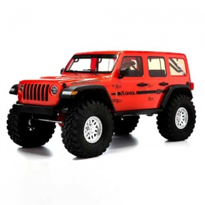 AB Axial SCX10 III Jeep JL Wrangler mit Portalachsen 4WD rot 1:10 RTR