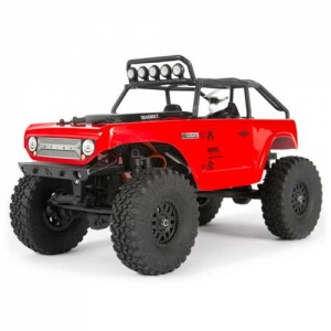 AB Axial SCX24 Deadbolt Rock Crawler 4WD rot 1:24 RTR