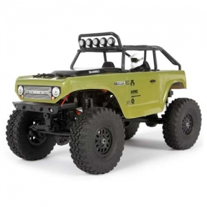 AB Axial SCX24 Deadbolt Rock Crawler 4WD grün 1:24 RTR