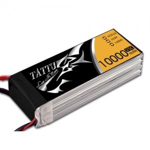LiPo Tattu 4er 14,8V/10000 25/50C
