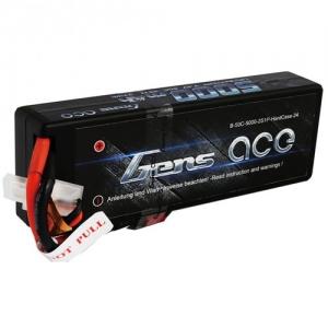 LiPo Gens ace Hardcase 2er 7,4V/5000 50C
