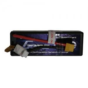 LiPo Gens ace Hardcase 3er 11,1V/7000 60C XT60