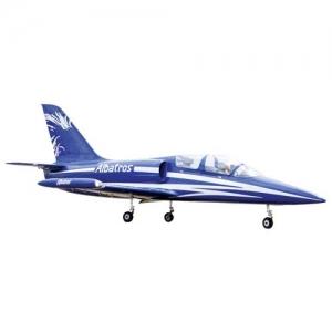 BK Black Horse Albatros L-39 V2 blau/weiss ARF 1450 mm