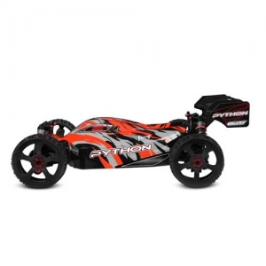 AB Team Corally Python XP 6S Buggy 4WD 1:8 Brushless RTR 2,4 GHz