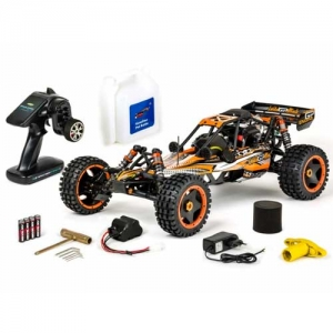 AB Carson Wild Attack GP Offroad Buggy 2WD RTR 2,4 GHz