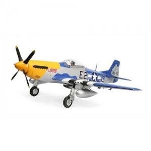 BK E-Flite P-51D Mustang PNP1500 mm