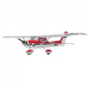 BK E-Flite Carbon-Z Cessna 150 AS3X BNF Basic 2125 mm