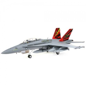 BK E-Flite F-18 80mm EDF BNF Basic AS3X 980 mm