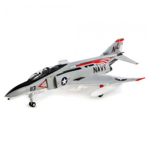 BK E-Flite F-4 Phantom II 80mm EDF BNF Basic AS3X 910 mm