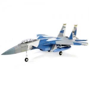 BK E-Flite F-15 Eagle 64mm EDF BNF Basic AS3X 715 mm