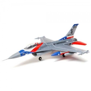 BK E-Flite F-16 Falcon 64mm EDF BNF Basic AS3X 729 mm