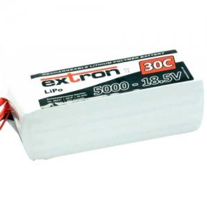 LiPo Extron X2 5er 18,5/5000