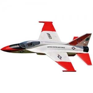 BK Premier Aircraft FlexJet Super 6S EDF 90er Aura 8 PNP Vektor orange 1056 mm