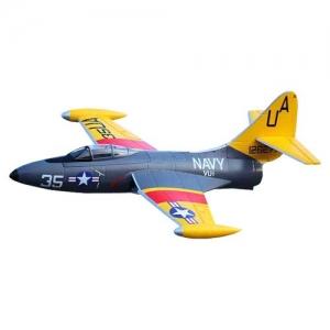 BK Freewing F9F Panther 3S EDF PNP 70er 745 mm