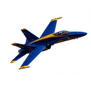 BK Freewing F/A-18C Hornet Blue Angels EDF 90 PNP 1034 mm