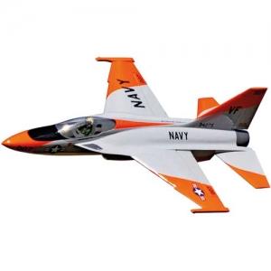 BK Premier Aircraft FlexJet Pro 8S EDF 90er ARF orange 1127 mm