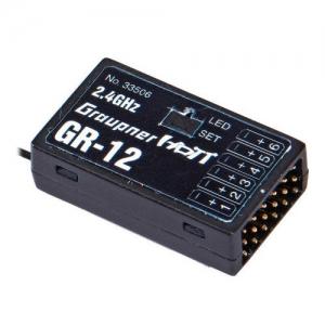 Empfänger Graupner/SJ HoTT GR-12 2,4 GHz