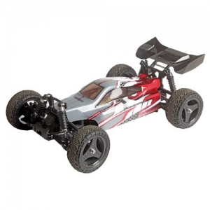 AB GM Impuls X Buggy 1:10 4WD rot/silber 2,4 GHz