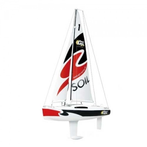 SB Graupner Soil Segelboot RTR 2,4 GHz 260 mm