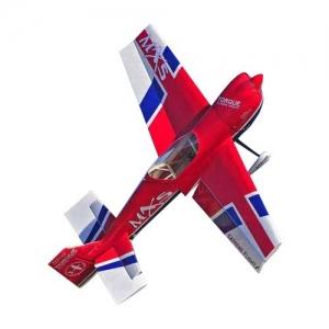 BK Extreme Flight MXS EXP 48 weiss/blau/rot 1220 mm