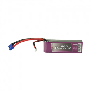 Lipo TopFuel Power-X 3er 11,1/1800 35C