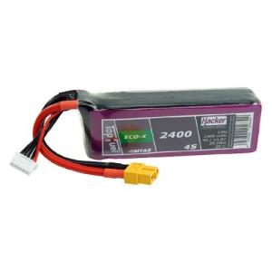 Lipo TopFuel  ECO-X 4er 14,8/2400 20C MTAG