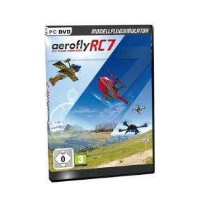 Flugsimulator AeroFly RC7 Professional DVD Windows
