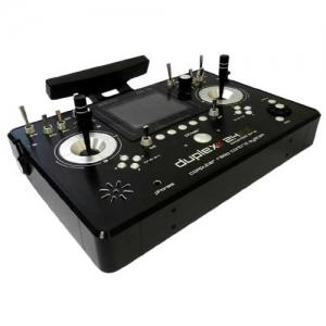 Sender Jeti Duplex DC-16 V2 Pultsender Black 2,4 GHz Multimode