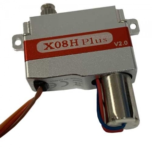 Servo KST X08H Plus V2 MG F5J digital HV 5.3 kg 23.5x8x16.8mm