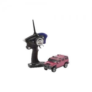 AB Kyosho Mini-Z Sports Overland Hummer H2 pink RTR 2,4 GHz