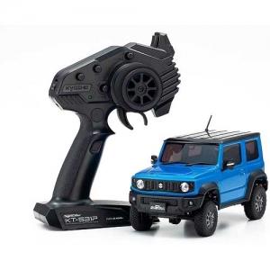 AB Kyosho Mini-Z 4X4 MX-01 Suzuki Jimny Brisk Blue RTR 2,4 GHz