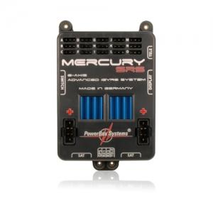 PowerBox Mercury SRS inklusive OLED-Display mit GPS