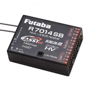 Empfänger Futaba FasstTest R7014SB 2,4 GHz
