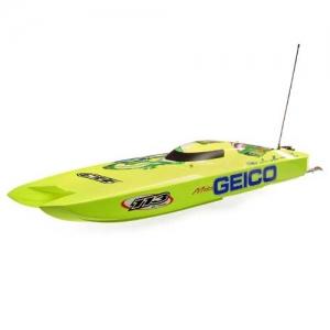 SB Proboat Geico Zelos 36