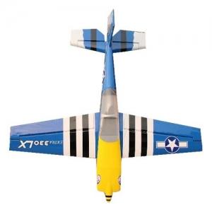 BK Pilot-RC Extra 330LX 103% blau Mustang 2610 mm