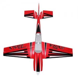BK Pilot-RC Extra 330LX 103% rote mit Steifen 2610 mm